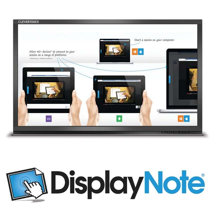 Clevertouch DisplayNote